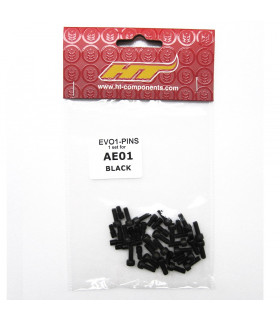 PINS PEDALES HT AE01 / ME01 NEGROS