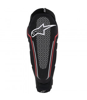 RODILLERAS ALPS 2 SHIN GUARD WHITE/BLACK