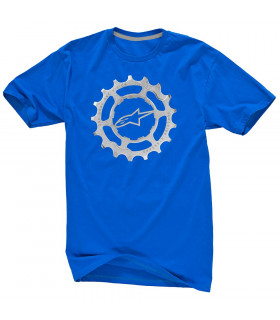 CAMISETA MANGA CORTA FORGED ROYAL BLUE