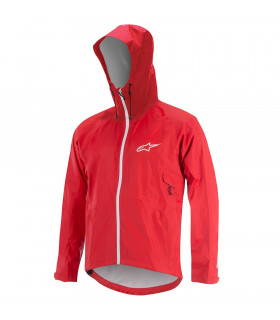 CHAQUETA ALPIN. ALL MOUNTAIN ROJA