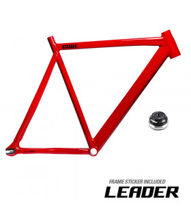 FRAMESET LEADER CURE RED METALLIC