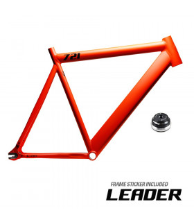 FRAMESET LEADER 721 ORANGE MATTE