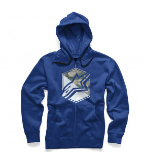 SUDADERA ALPINESTARS DISRUPTION (AZUL ROYAL)