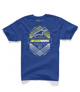 CAMISETA ALPINESTARS BEAMS  (ROYAL BLUE)