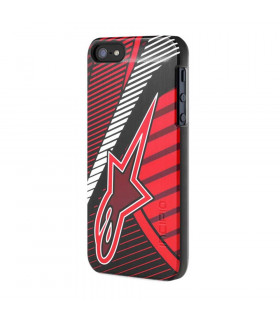 FUNDA ALPINESTARS BTR PARA IPHONE 5 (ROJA)