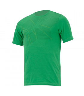 CAMISETA TÉCNICA ALPINESTARS MANUAL (BRIGHT GREEN)