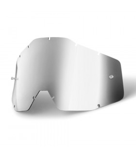 LENTE PLATEADA ANTI-FOG (ACCURI YOUTH)