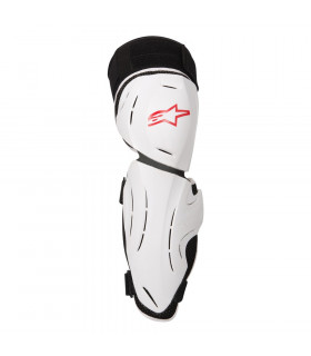 A-LINE KNEE/SHIN PROTECTOR BLACK/WHITE