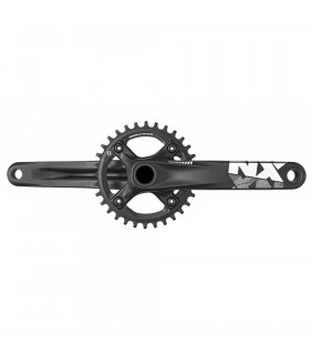 BIELAS SRAM NX 30mm BOOST 148 175 BLACK DM XSYNC 32