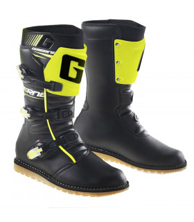 GAERNE BALANCE CLASSIC LIMITED EDITION TRIAL BOOTS (YELLOW FLUO)
