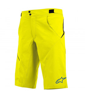 SHORT ALPINESTARS PATHFINDER  AC YELL AB BLUE