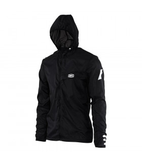 WINDBREAKER AERO TECH NEGRO