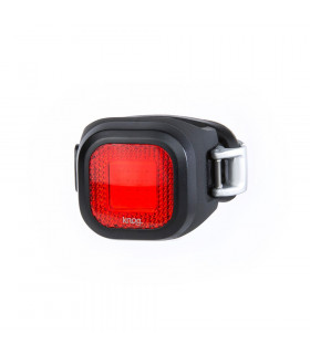 KNOG BLINDER MINI CHIPPY TRASERA (NEGRA)
