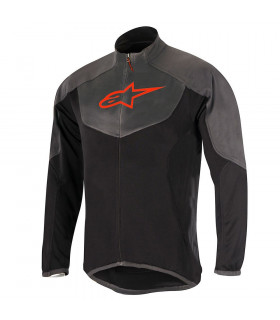 CHAQUETA ALPINESTARS MID LAYER BLACK/GREY
