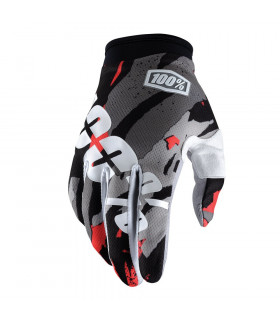 GUANTES MX 100% ITRACK MAGEMO