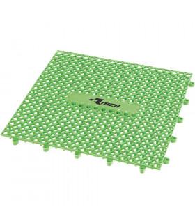 PARQUET PLASTICO RTECH VERDE (9 PZS. / 1M x 1M)