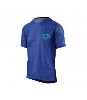 CAMISETA MTB CELIUM HEATHER AZUL