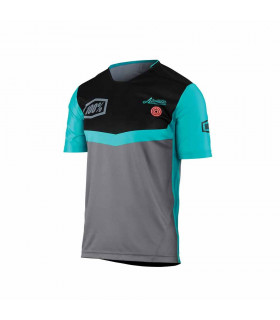 MAILLOT ALL MOUNTAIN 100% AIRMATIC (FAST TIMES GRAY)