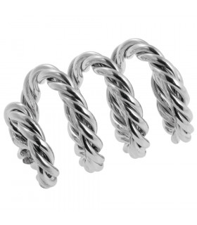 STRANDED WIRE SPRING REAR LH CHROME