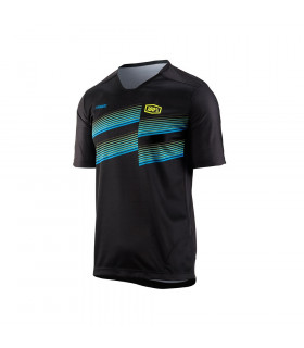 MAILLOT ALL MOUNTAIN 100% AIRMATIC (NEGRA)