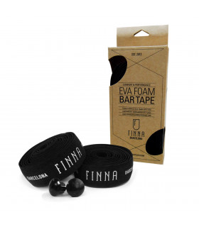 Finna Eva Foam Bar Tape (BLACK)
