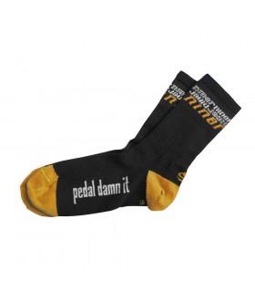 Niner Band socks (tang)