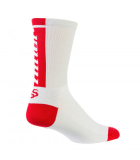 NINER RACE STRIPE SOCKS
