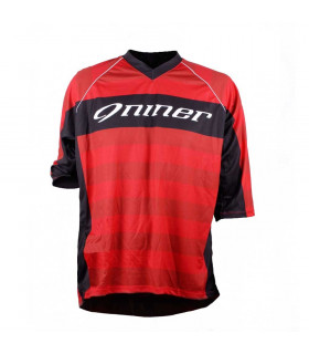 Niner freeride Stripes Jersey 3/4 sleeves