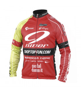 MAILLOT TEAM NINER RACE MANGA LARGA