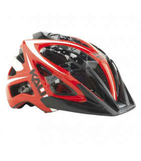 KALI AVITA PC HELMET (RUSH-RED)