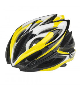 CASCO KALI PHENOM (ORBIT-NEGRO/AMARILLO)