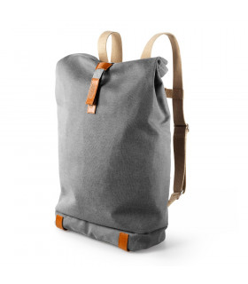 MOCHILA BROOKS PICKWICK MEDIANA (GRIS)