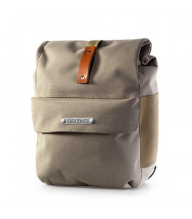 BROOKS NORFOLK FRONT PANNIER (DOVE)