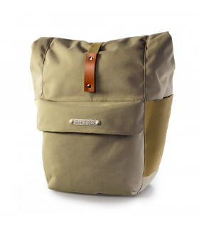 BROOKS SUFFOLK REAR PANNIER (GREEN)