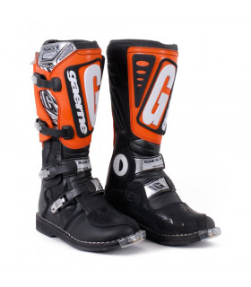 GAERNE SG-1 BOOTS  (ORANGE/SIZE: 41)