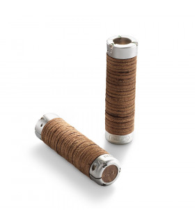 BROOKS PLUMP LEATHER GRIPS (AGED)