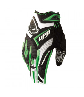GUANTES UFO IGNITION INFANTILES (VERDES)