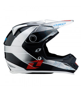CASCO ONE INDUSTRIES TROOPER 2 (UNBALANCED-NEGRO/BLANCO)