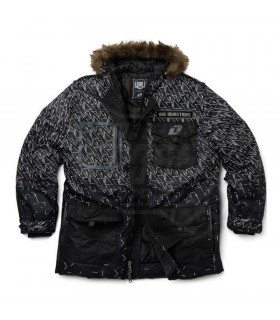 CHAQUETA ONE INDUSTRIES SCOUT (NEGRA/BLANCA)
