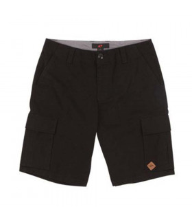 ONE INDUSTRIES WORTHY SHORTS (BLACK)
