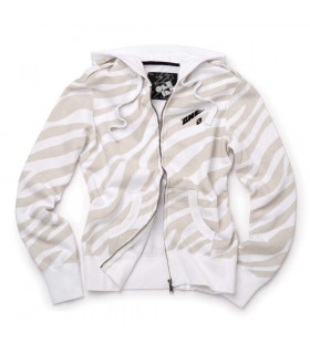 SUDADERA CHICA ONE INDUSTRIES SAFARI (BLANCA)