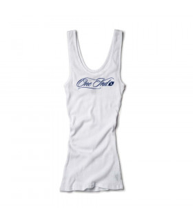 TOP CHICAS ONE INDUSTRIES CLASSIC (BLANCO)