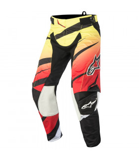 ALPINESTARS TECHSTAR VENOM PANTS (RED/YELLOW/BLACK)