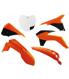 KIT PLASTICOS COLOR ORIGEN KTM SX-SXF ' 2013-14