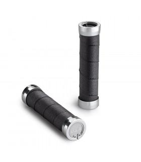 BROOKS CAMBIUM SLENDER GRIPS (SLATE/130 MM-130 MM)