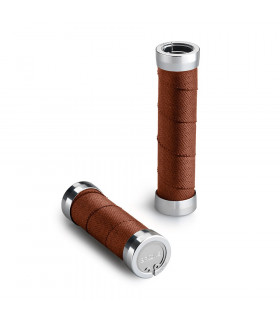 BROOKS CAMBIUM SLENDER GRIPS (RUST/130 MM-110 MM)
