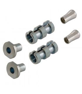 KIT TOPES MONTAJE PARAMANOS 16-18 mm  (RALLY/MOTARD)