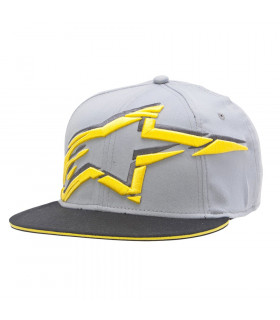 GORRA ALPINESTARS ROOSTED (GRIS)
