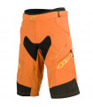SHORT ALPINESTARS DROP 2 NARANJA/AMARILLO