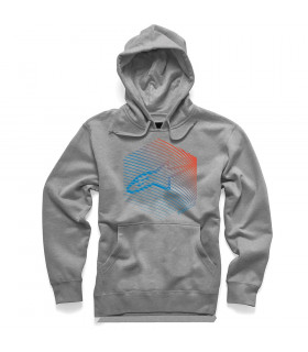 ALPINESTARS FINS PULLOVER  FLEECE (GREY)